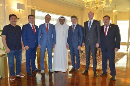 Президент ОСА: «Первые зимние Игры на Сахалине дадут импульс развитию зимних видов спорта в Азии»