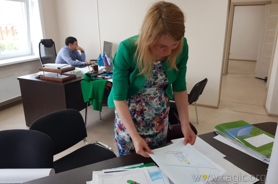 В дирекции I зимних международных игр «Дети Азии» состоялось заседание экспертного жюри