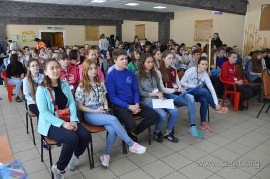 """""""Академия волонтёров"""" открылась на Сахалине"""