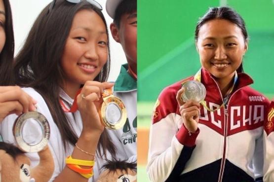 Чемпионка Игр «Дети Азии» стала серебряным призером Олимпиады