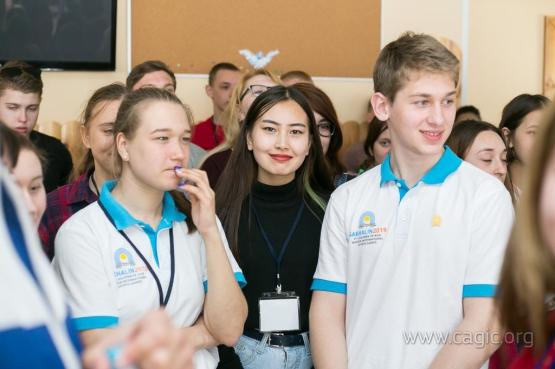 """Сахалинские добровольцы прибыли в """"Академию волонтёра"""""""