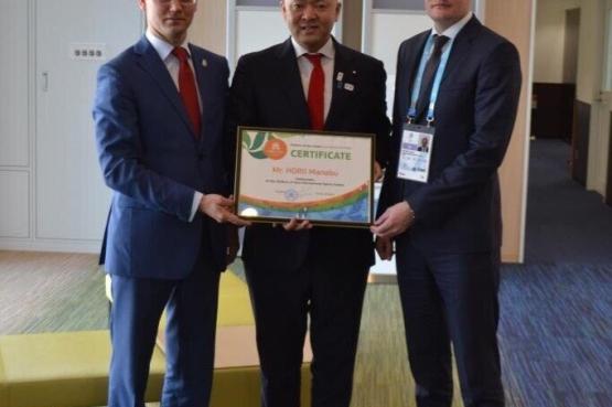 Япония примет участие в Первых Зимних Играх «Дети Азии»