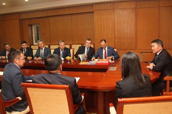 Президент Монголии: «Я буду лично участвовать в подготовке к Играм «Дети Азии»