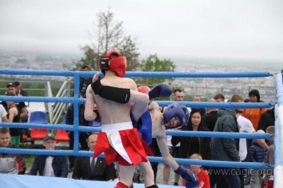 На Сахалине отметили Всероссийский Олимпийский день