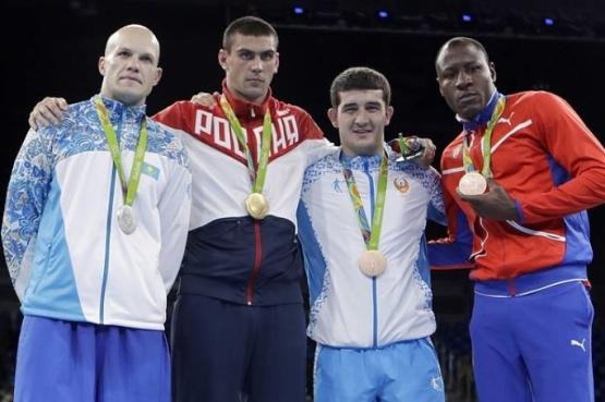 Еще одна олимпийская медаль «Детей Азии»