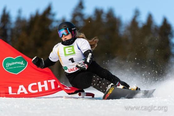 Победительница I зимних Игр «Дети Азии» стала чемпионкой мира по сноуборду
