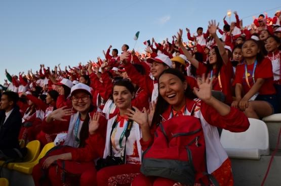 Стань волонтёром зимних Игр «Дети Азии»