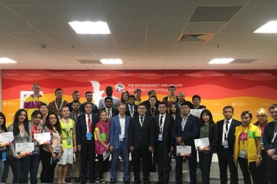 В Сочи завершился саммит молодых профессионалов
